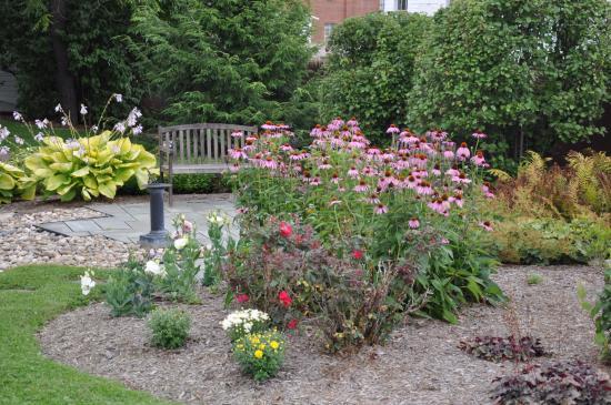 แกรนต์สวิลล์, แมรี่แลนด์: Summer floral displays