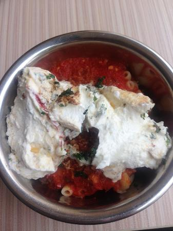 Koshari Rice (Macaroni, Rice, lentils, spicy red pepper sauce) +additional in option