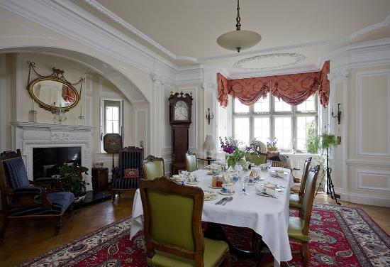 Thurnham Keep Country House B&B: Dining Room