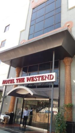 The Westend: отель