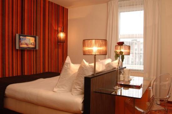 WestCord City Centre Hotel Amsterdam: Guest Room