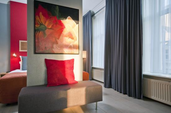 Radisson Blu Hotel, Amsterdam: Ruyschen Suite
