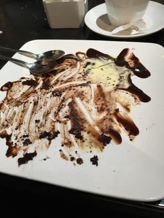Bravo Kitchen Italiana: The Layered Chocolate Cake was Ahhhmazing! Sorry I didn't get a picture before my husband and I