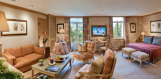 Gstaad Palace Hotel: Junior Suite Deluxe