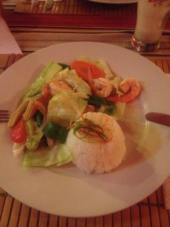 Relax Thai Restaurant: Вкусно и недорого