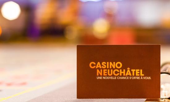 Casino Neuchâtel : Faites vos jeux!