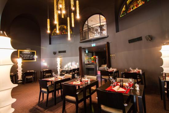 Casino Neuchâtel : Le restaurant de la Rotonde