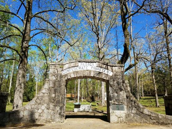 Resaca Confederate Cemetery
