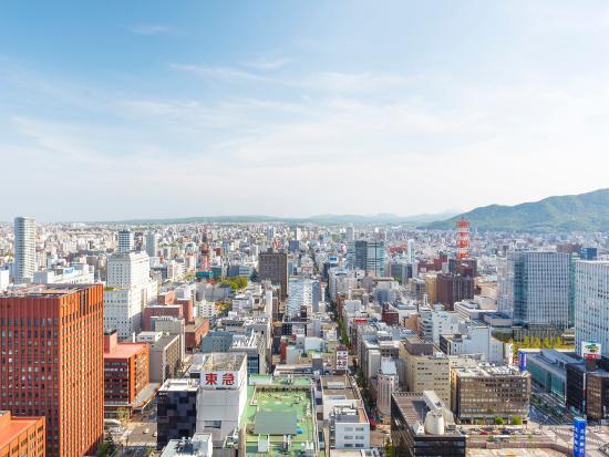 JR Tower Hotel Nikko Sapporo: View