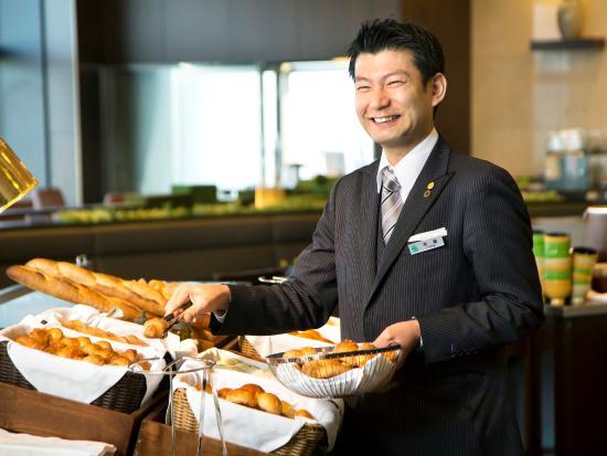 JR Tower Hotel Nikko Sapporo: breakfast