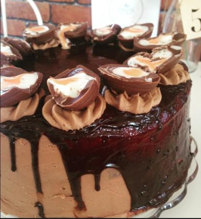 The Cosy Cup: Delicious Cakes