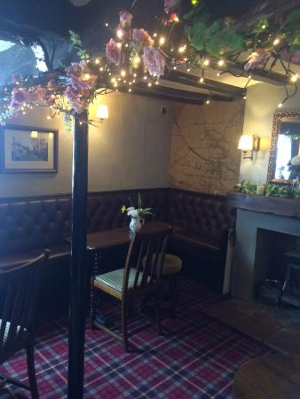Coach and Horses: Warm and welcoming