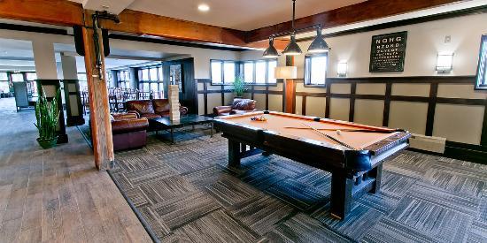 Killington Mountain Lodge Game Room