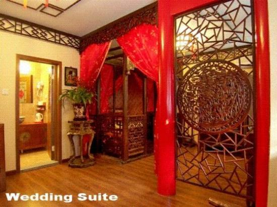Double Happiness Beijing Courtyard Hotel: Deluxe Suite Chinese Style