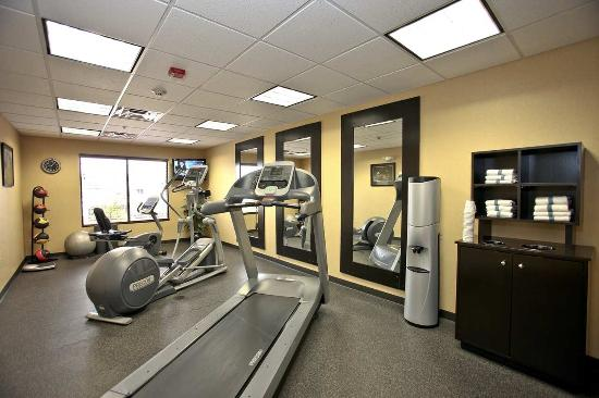 Norco, CA: Fitness Center