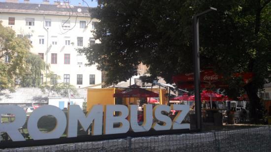 Rombusz Terasz