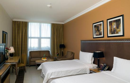 Al Jahra Copthorne Hotel & Resort: Junior Suite