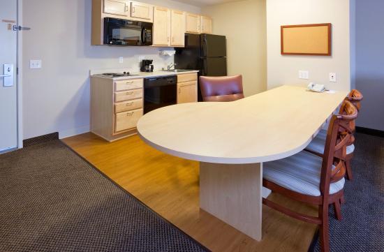 Brown Deer, WI: Suite Kitchen