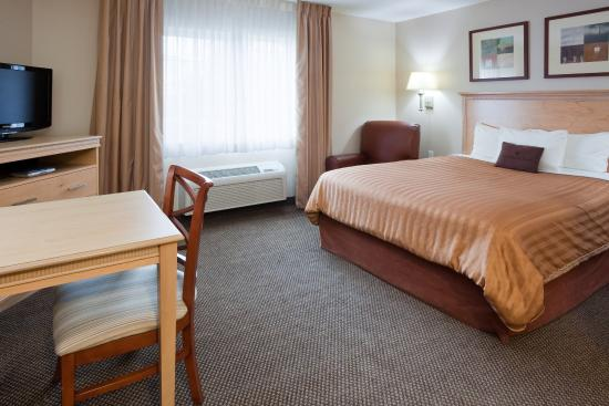 Candlewood Suites Milwaukee North Brown Deer/Mequon
