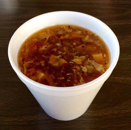 Webster Groves, MO: Hot & Sour Soup