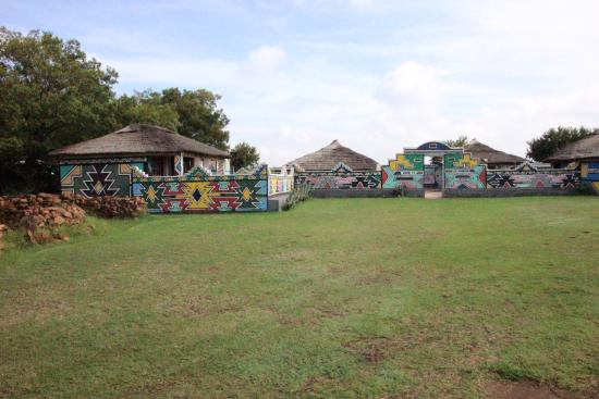 Greater Johannesburg, South Africa: Ndebele Village