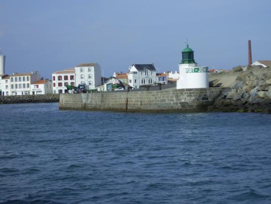 Le retour picture of port joinville ile d 39 yeu tripadvisor - Hotel port joinville ...