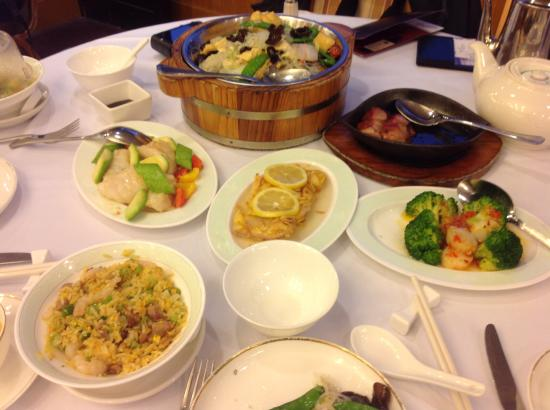 Set Meal Wonderful Picture Of Jade Garden Chinese Restaurant Hong Kong Tripadvisor