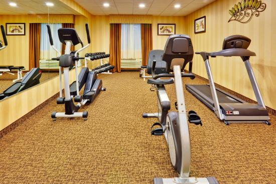 Byram, MS: Fitness Center