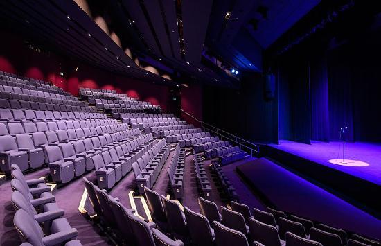 Coventry, UK: Theatre