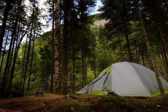 Saint-Raymond, Canadá: Camping Shannahan