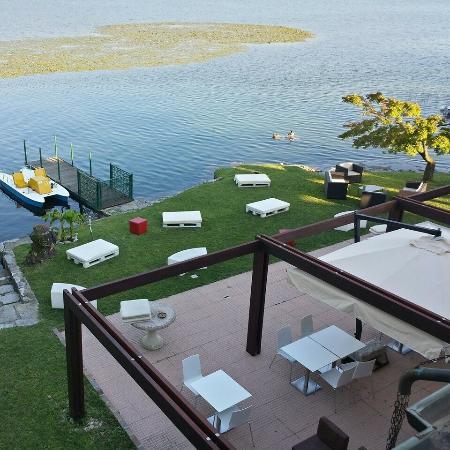 Cadrezzate, Italia: Bistrot del Lago