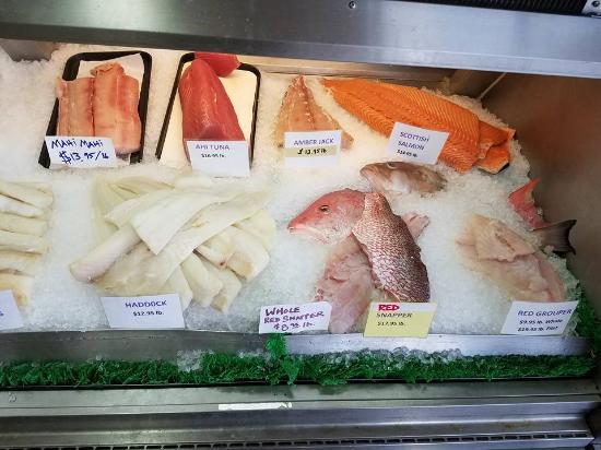 Trinity Seafood New Port Richey Restaurant Reviews
