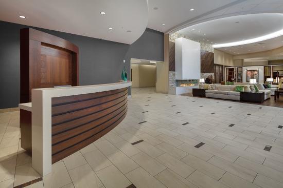 Provo Marriott Hotel U0026 Conference Center: Front Desk Reception