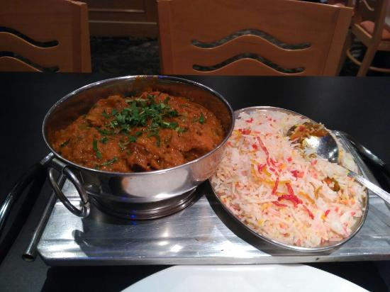 Patchway, UK: Very nice indian food