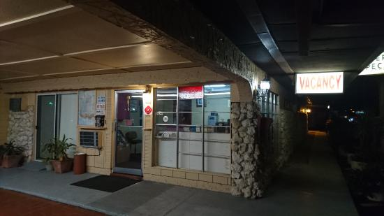 Tahitian Inn Motel Reception