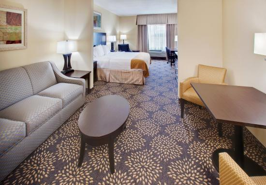 Holiday Inn Express Hotel & Suites Grand Island: Executive Room