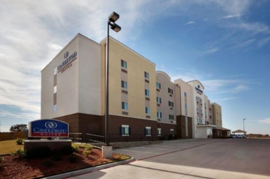 Candlewood Suites Abilene: Exterior Feature