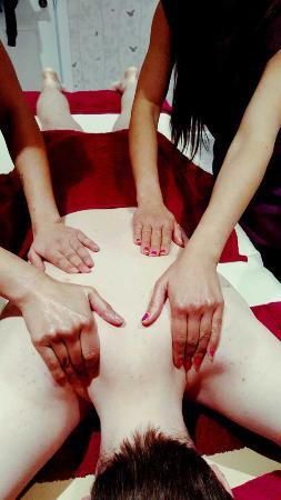 anmeldelse af thai massage thai ladyboy massage