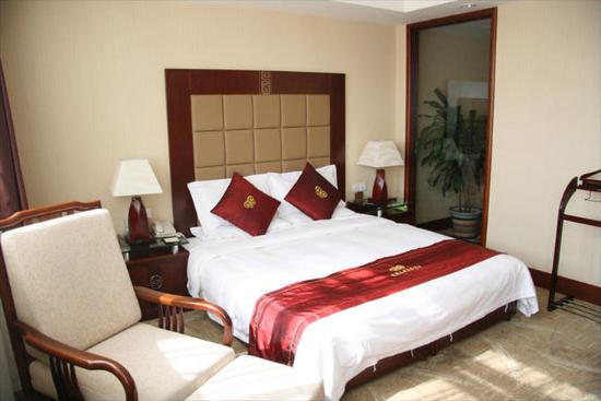 Yulin, China: Deluxe Suite_bedroom