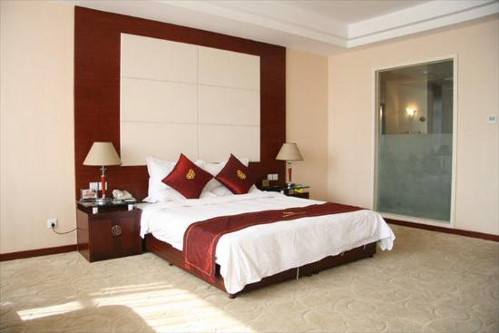 Yulin, China: Standard King Room A