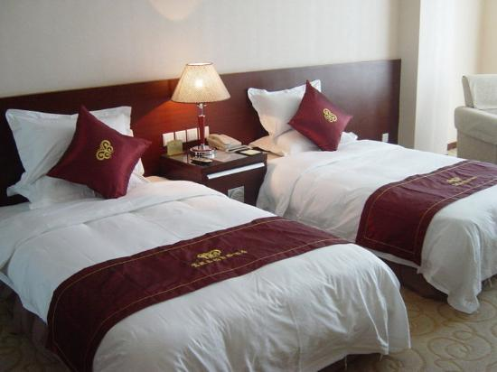 Yulin, China: Standard Twin Room A