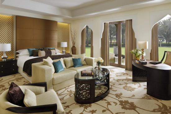 One&Only The Palm Dubai: Premier Room With Private Terrace