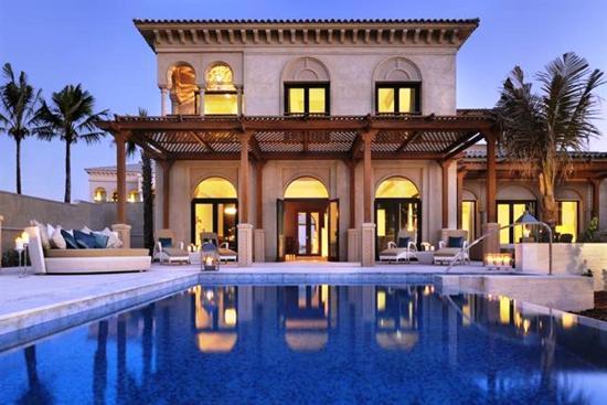 One&Only The Palm Dubai: Private beachfront villa