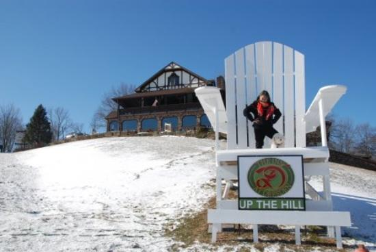 Dresden, OH: The Chair & Yoyo