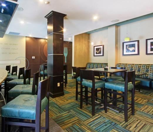 Christiansburg, VA: Guest Dining Lounge