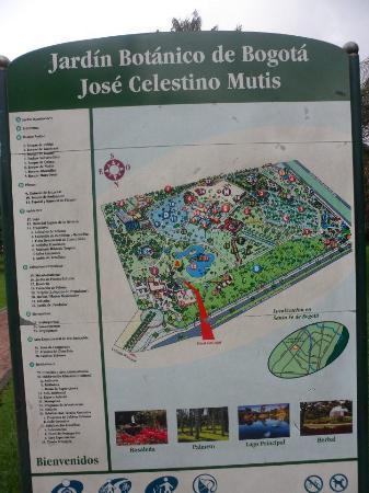 Jardim Botânico de Bogotá - Picture of Jardin Botanico de Bogota ...