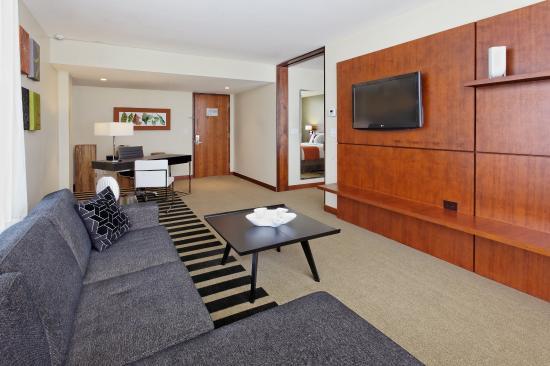 Holiday Inn San Jose-Escazu: Guest Room