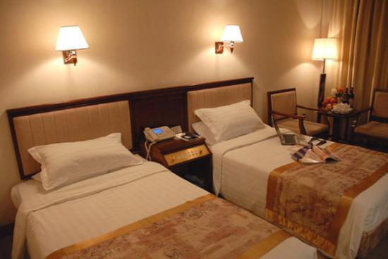 Zi Ying Ge Hotel Beijing : Room of Building A