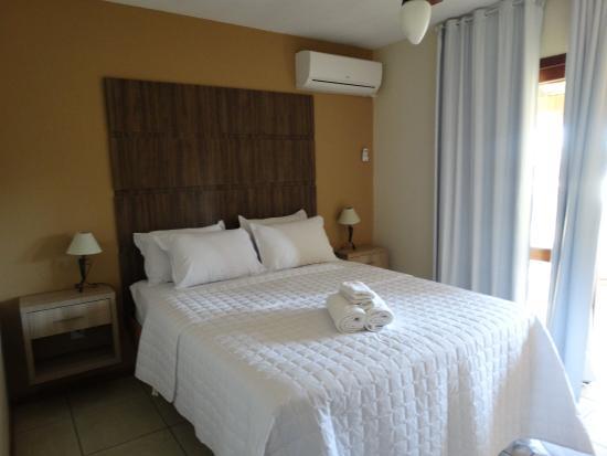 Pousada Marina do Sol: O quarto da acomodação Apartamento.
