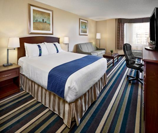 Holiday Inn Conference Ctr Edmonton South: Comfort and efficiency in the heart of the South Business District